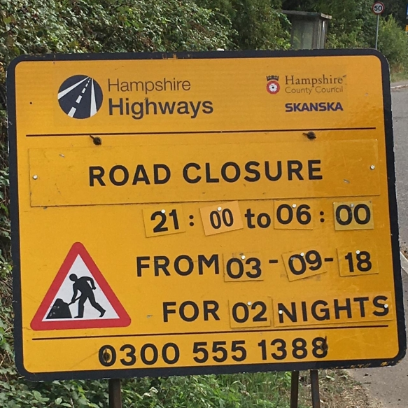 RoadClosure